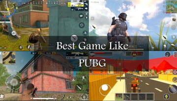 Top Best Games Like PUBG Mobile For Android & iOS