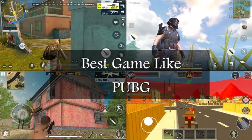 best game like pubg 2019