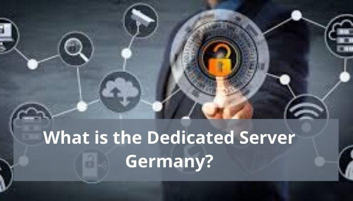 what is dedicated server germany